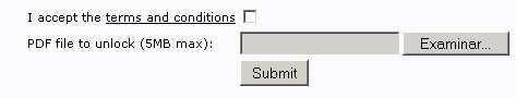 Desbloquear PDF online gratis Cómo se hace Recomendamos