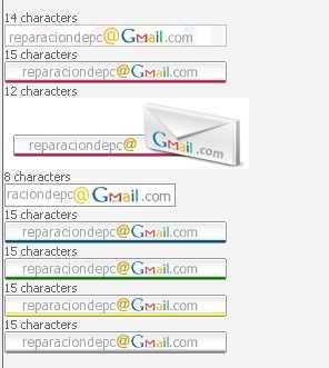 Imagen de la cuenta de Gmail Recomendamos