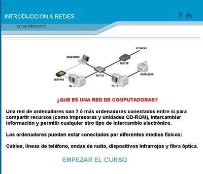 Descargar curso de redes gratis Descargas Manuales Software