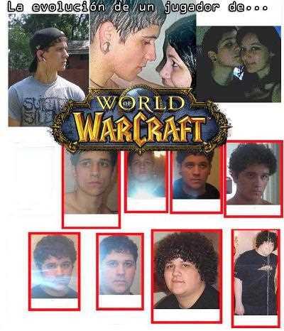 Jugar WarCraft hace mal Curiosidades Opinión