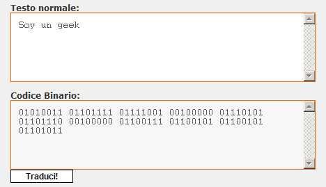 Traductor Binario Cómo se hace