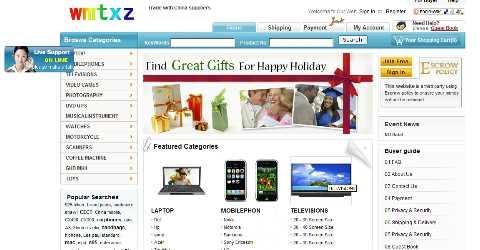 Wmtxz.com no se aburren de estafar Hacking Opinión