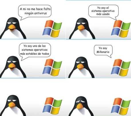 Atacando los argumentos de los fanboys de Linux Opinión Sistema Operativo