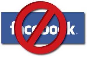 Cerrar Facebook