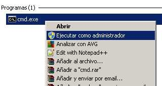 Habilitar usuario administrador Windows 7 por consola Habilitar usuario administrador Windows 7