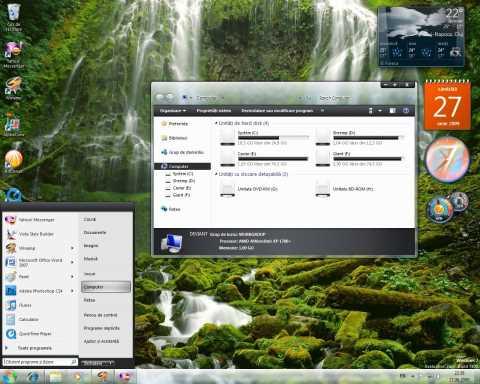 Los 7 mejores temas para Windows 7 Descargas