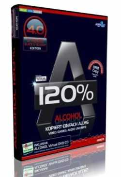 Descargar Alcohol 120% Descargas Software