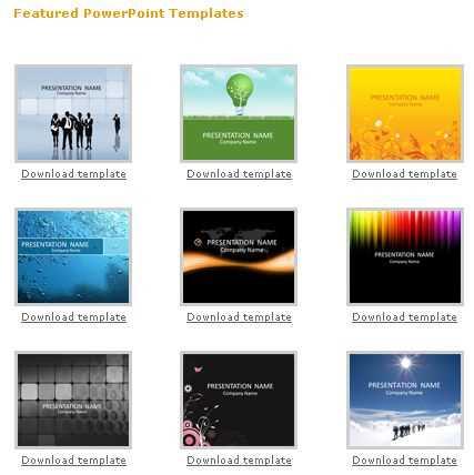 Las mejores plantillas de PowerPoint gratis Descargas Recomendamos