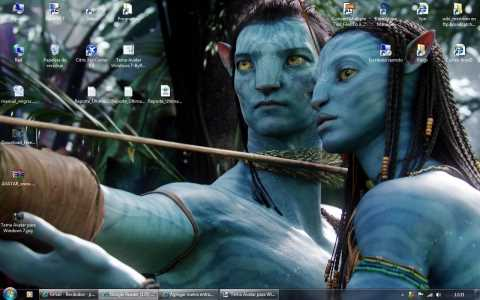 Descargar Tema Avatar para Windows 7