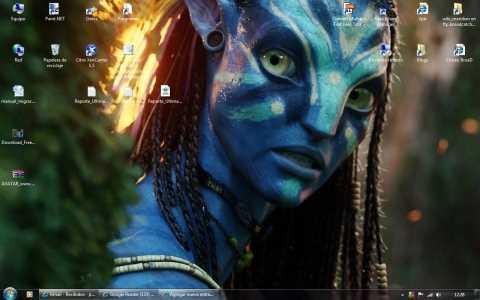 Tema Avatar para Windows 7 Descargas