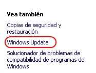 Windows Update Desactivar actualizaciones de Windows 7