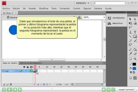 Curso de Flash CS4 en video Descargas Manuales