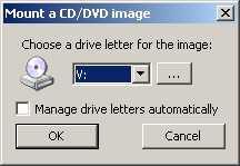 Emular un ISO Cómo se hace Descargas Software