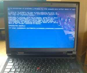 Instalar XP en Lenovo Thinkpad SL400 Cómo se hace Hardware