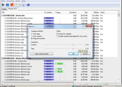 Encontrar canciones repetidas Cómo se hace Descargas Software