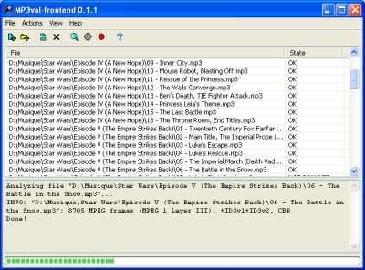 Reparar un archivo MP3 Cómo se hace Descargas