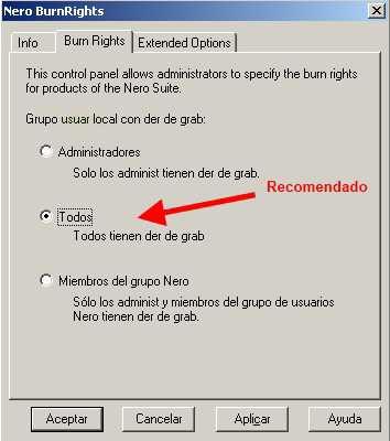 Descargar Nero BurnRights Cómo se hace Descargas