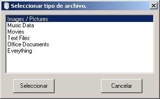 Encontrar archivos repetidos en el PC Descargas Software