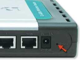 Resetear un router Dlink ¿Cómo resetear un router?