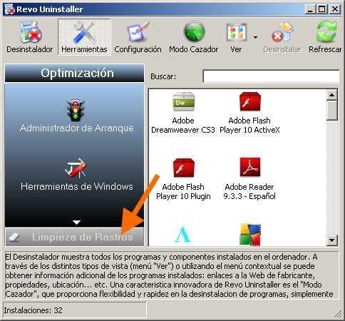 Eliminar archivos para siempre con Revo Uninstaller Cómo se hace Descargas Recomendamos