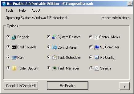Arreglar Windows luego de un ataque por Virus Descargas Seguridad Software