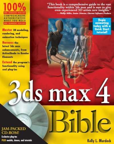 Descargar manual 3DS MAX - La Biblia de 3DS MAX Descargas Manuales
