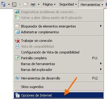 Abrir la página principal en una nueva pestaña Internet Explorer Cómo se hace Recomendamos