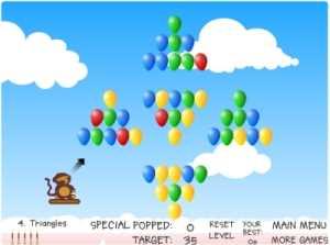Revienta globos con dardos Recomendamos