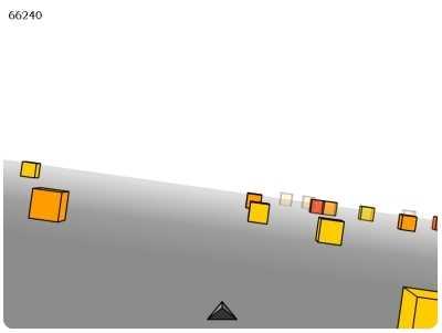 Cubefield, juego para adictos a la velocidad Recomendamos
