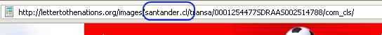 Nuevo Phishing del Banco Santander Hacking Seguridad