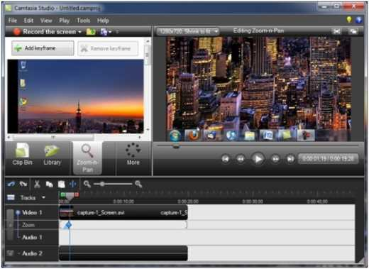 Descargar Camtasia Studio para grabar lo que haces en el PC Descargas Recomendamos Software