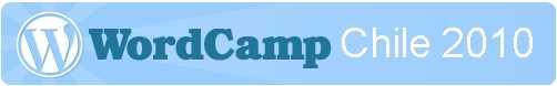 WordCamp Chile 2010 ¿y tu ya estás inscrito? Noticias Recomendamos
