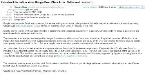 Google accede a pagar multa por violar privacidad de sus usuarios Noticias