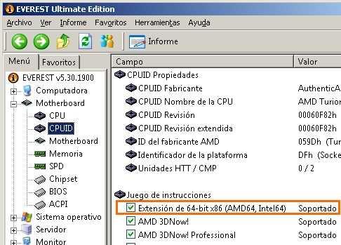 ¿Cómo saber el tipo de procesador que tengo? Cómo se hace Hardware