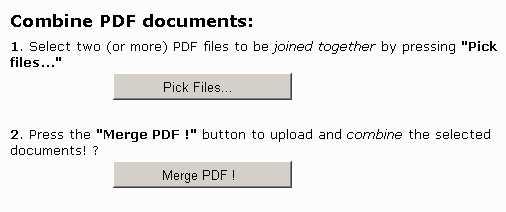 Juntar varios PDF en uno Cómo se hace Recomendamos