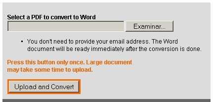 Pasar un PDF a Word online Cómo se hace Recomendamos