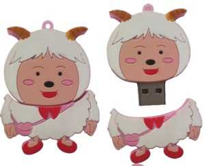 Pendrives USB de animales Curiosidades Hardware