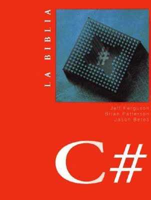 Manual la Biblia de C# Descargas Manuales