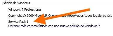 Descargar e instalar SP1 de Windows 7 (Service Pack 1) Cómo se hace Descargas