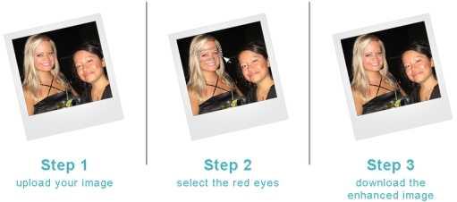 Sacar ojos rojos sin Photoshop - NotebookyPC.com