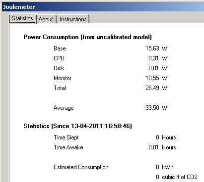 Saber cuanta electricidad gasta mi PC Cómo se hace Curiosidades Descargas Software