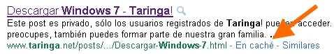 Ver post privados de Taringa! sin estar registrado Curiosidades ¿Cómo se hace?