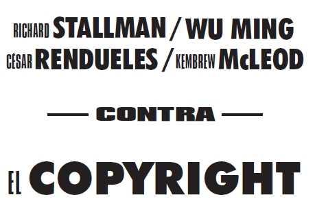 Libro Contra el Copyright Descargas Manuales Recomendamos