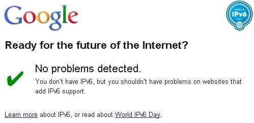 Saber si mi red soporta IPv6 Cómo se hace Recomendamos