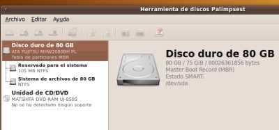 No aparece el disco duro en Linux Ubuntu Cómo se hace Hardware Preguntas y Respuestas Sistema Operativo