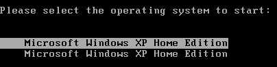 Modificar boot.ini para eliminar un Windows XP (Dual Boot) Cómo se hace Preguntas y Respuestas Sistema Operativo