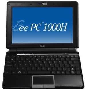 Netbook Asus Eee PC 1000 Netbook Asus Eee PC 1000 no enciende