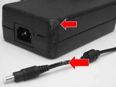 Cargador del laptop roto Cómo se hace Hardware Preguntas y Respuestas