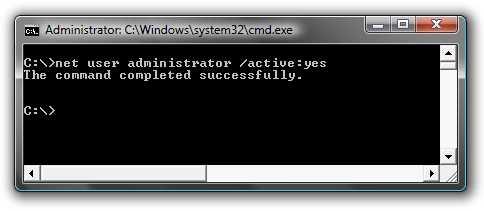 Me quedé sin cuentas habilitadas en Windows 7 Cómo se hace Preguntas y Respuestas Seguridad Sistema Operativo