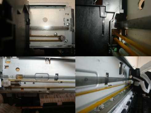 Impresora Epson cx-5600 con problemas en la correa Cómo se hace Hardware Preguntas y Respuestas